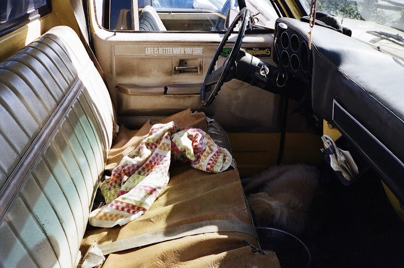 Foster Huntington left his design job in New York, and is now adventuring around the West in an old VW van, surfing and camping.  The story of leaving the reliable and predictable, for the unknown, is one of the best stories there is.  Foster has done a really solid job of documenting his journey over the past year (he just had his one year anniversary) with pretty stunning photos and great stories.  Follow his journey, and live vicariously through it, if you can't do it yourself. arestlesstransplant.com/