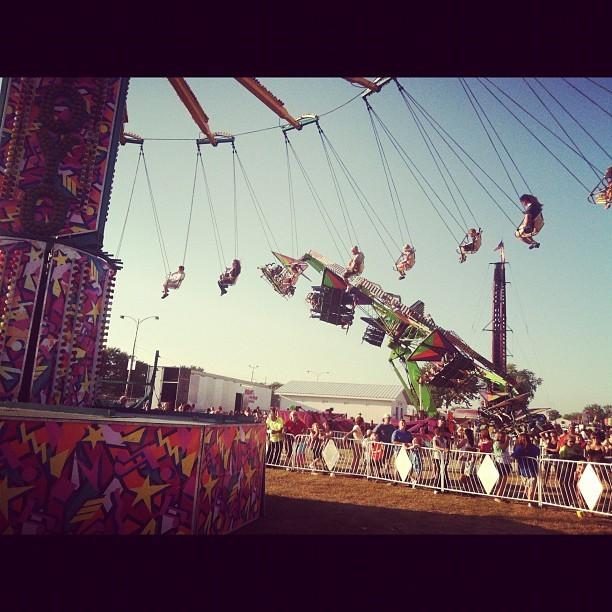#monroecountyfair  (Taken with Instagram)