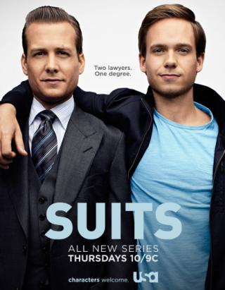 "I am watching Suits                   ""I liked today's episode it was great!""                                            109 others are also watching                       Suits on GetGlue.com"