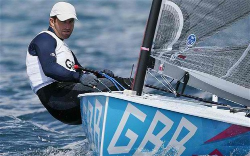 Ben Ainslie Team GB Sailing