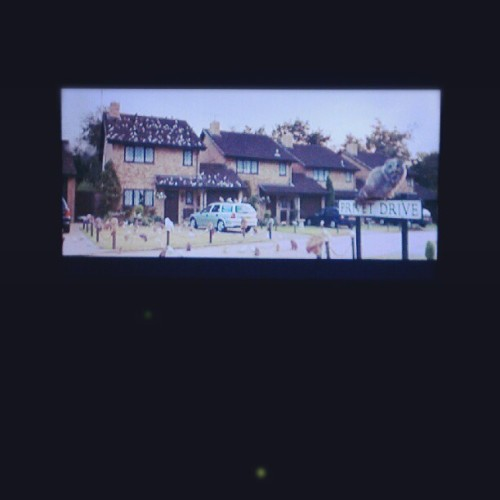 Number Four Privet Drive #bedtimestory  (Taken with Instagram)