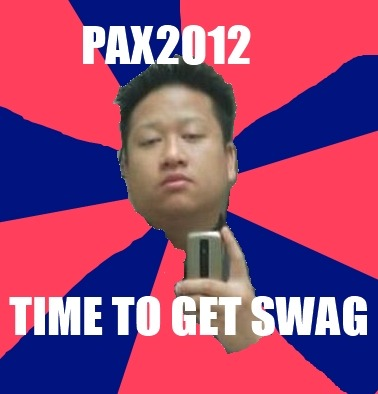 so excited for PAX