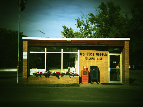 Pullman Post Office on Flickr.