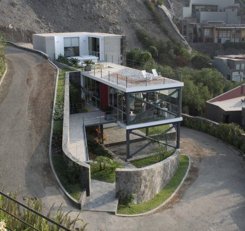 Interesting Mirador House