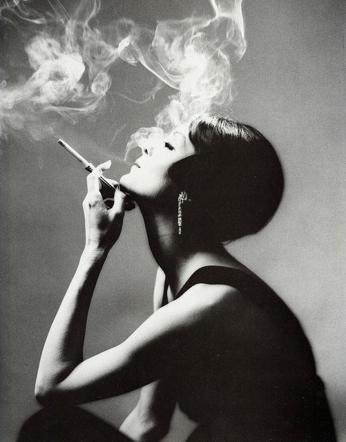 hoodoothatvoodoo:  Anne St. Marie, photo by Milton Greene, New York, 1960