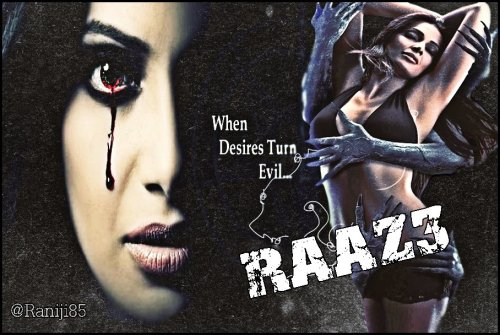 my new Bipasha Basu Raaz3 Walli