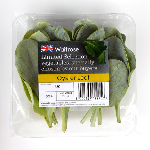 Oyster Leaf from Waitrose aims to replicate taste of oysters
