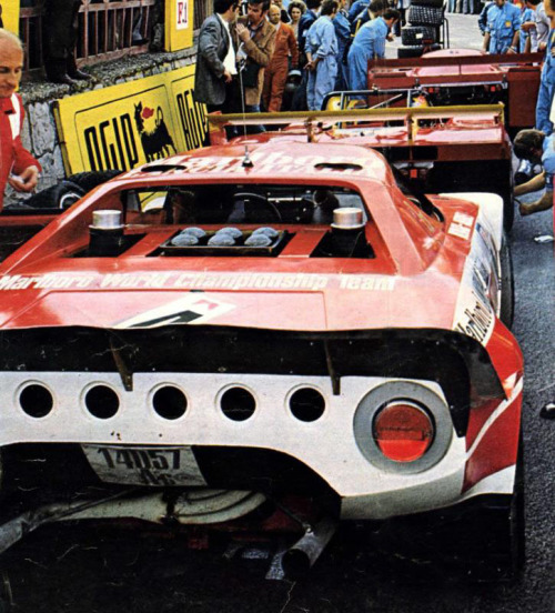 automotiveporn:  Targa Florio 1973