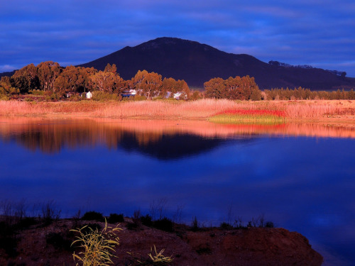 tetapics:  Dawn on a wine farm , Franschhoek via psuedoir  #reblog from tetapics to arsipen