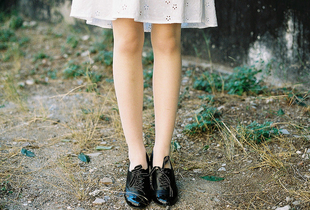 s-tuttered:  The Girl by Berk Akşen on Flickr.