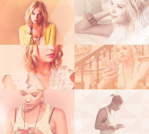 "midnightsorrow:  hanna marin | 304 ""birds of a feather""asked by: your-erudite-is-showing"
