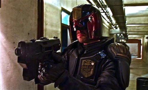 Karl Urban talks Dredd  Dredd heads up the comic-book preview in the brand new issue of Total Film magazine (out tomorrow, folks), and inside we talk to Karl Urban, the man beneath the helmet…