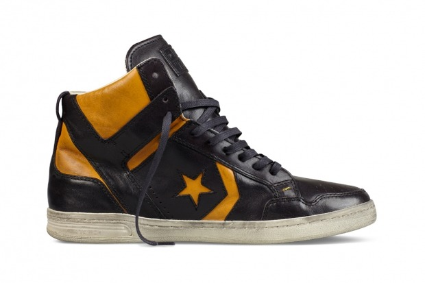 Converse John Varvatos Weapon '86 Collection (via Converse John Varvatos Weapon '86 Collection | Hypebeast) #ordered