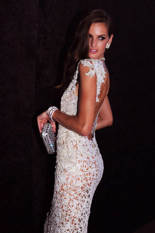 backless and lacy