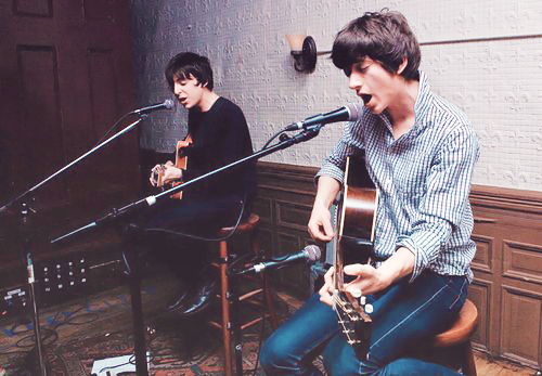 3/25 photos of The Last Shadow Puppets