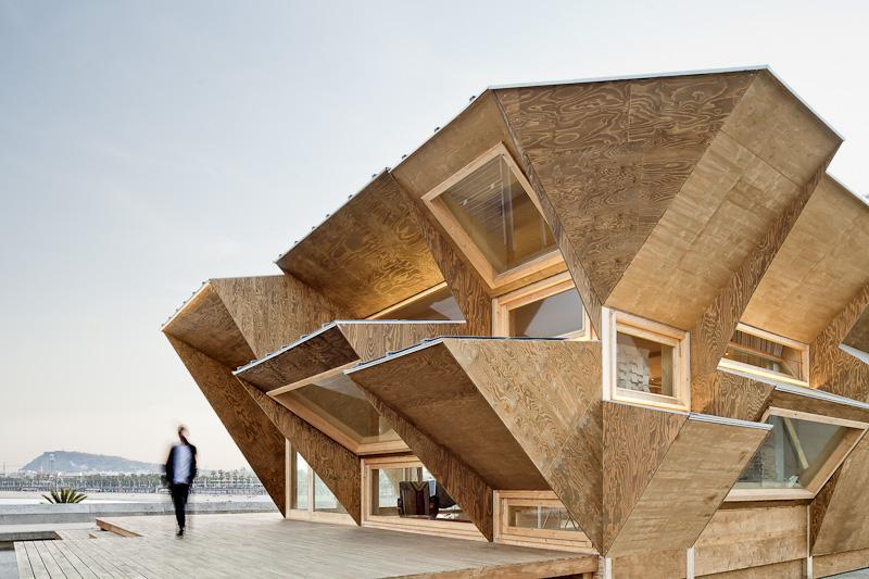 Iaac - Endesa Pavilion