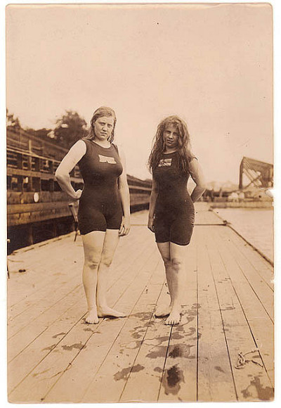EVERYTHING OLD IS NEW AGAIN smartchickscommune:  Old Photos of Olympics of the Past