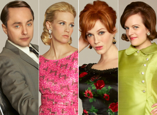 """Mad Men"" is in the process of locking down its stars for new two-year deals that would keep them around for a seventh season, which Matt Weiner said is going to happen … even though AMC hasn't ordered it yet. Deets here."