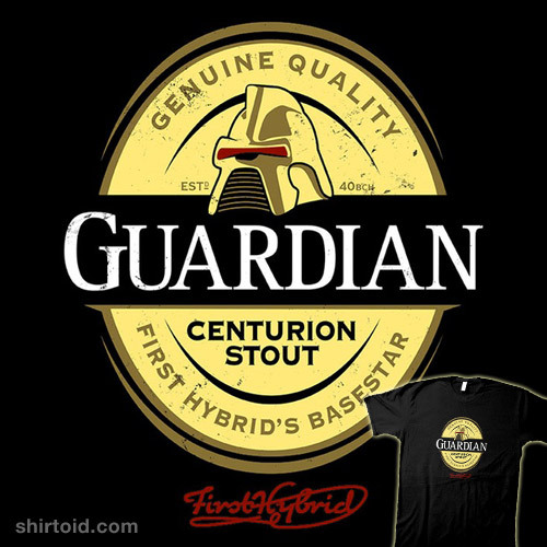 Centurion Stout by girardin27 is available at Redbubble