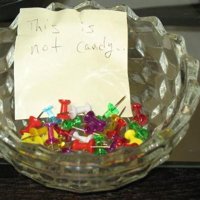 laughingsquid:  This Is Not Candy