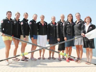 Canadian women's eight win silver By Dave Feschuk WINDSOR, ENGLAND—Canada's women's eight won an Olympic silver medal on Thursday, bowing by half a boat length to their longtime rivals from the United States on the Eton Dorney rowing course. Racing in front of an estimated crowd of 30,000, the Canadians never really challenged the favoured U.S. boat. Canada finished 1.41 seconds behind the Americans to earn the Maple Leaf's second rowing silver in as many days. The Netherlands won bronze. The men's eight used a memorable late-race surge to place second to Germany on Wednesday. http://www.londoncommunitynews.com/2012/08/canadian-womens-eight-win-silver/