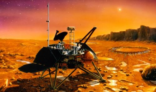 "discoverynews:  The Mars Curse: Missions That Never Made It  Even after 50 years of flying probes to Mars, it is a battle every time to have one arrive safely. More often than not Earthlings lose. Even if the engineering is perfect, Mother Nature has a mean streak on Mars. ""The atmosphere blooms. You can get dust storms. You can get wind. We don't have the capability to predict those things,""  Hey even if a dust storm destroys the probe at least our math is right… right? Guys? *chuckle* see the many failures…"