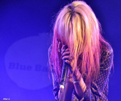 ramblingwoman78:  Another one of my shots of The Kills…