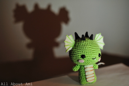 Tehehehe…I can't wait to try my hand at amigurumi.