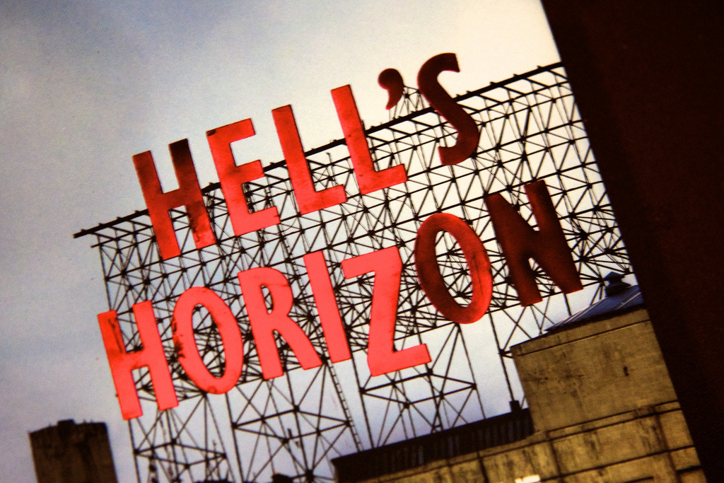 Typejunkie: Hell's Horizon (by scottboms)