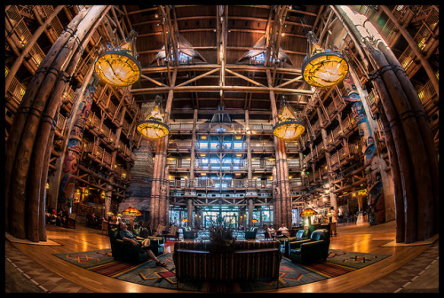 disneylif3:  Wilderness Lodge.