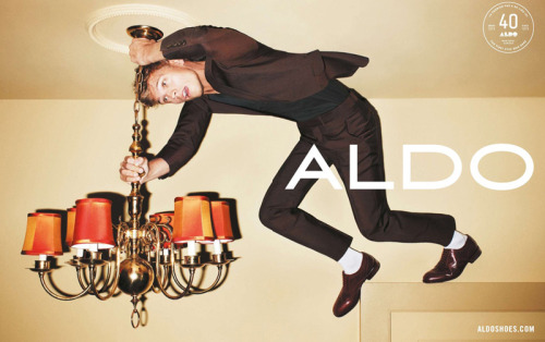 aldo f/w 2012 | ph: terry richardson model: benjamin eidem