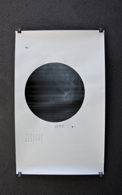 A series of calendars for 2012An illustration of time with the help of planets. 2011