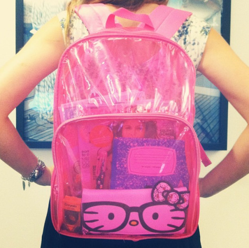 We're ready for back-to-school with these cute supplies from Claire's!