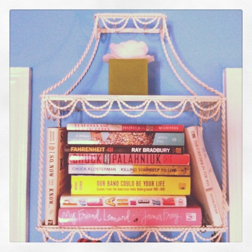 Day 2: Books. Favorites 📖 #augustphotoaday  (Taken with Instagram)