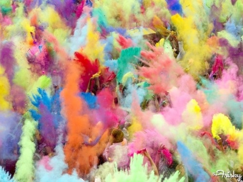 We Want To Go To There: Berlin's Festival Of Colors