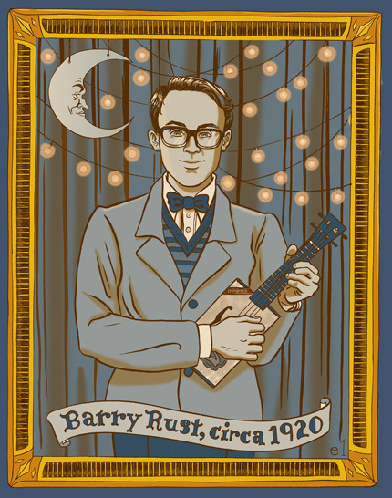 Today on Crafty Crafty: Craft Stars: Barry Rust of Great Plains Handmade  http://bit.ly/OIjmG9 by Ellen Lindner