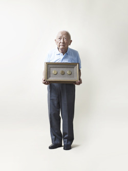 "rumpshaker:   Dr. Samuel ""Sammy"" Lee, 91, was the first Asian-American to win an Olympic gold medal for the U.S. at the 1948 London games, and the first man to win back-to-back gold medals in Olympic platform diving.  From Wikipedia:  As a twelve-year-old in 1932, Lee dreamed of becoming a diver, but at the time Latinos, Asians and African-Americans were only allowed to use Fresno's Brookside Pool on Wednesdays, on what was called ""international day"": the day before the pool was scheduled to be drained and refilled with clean water. Because Lee needed a place to practice and could not regularly use the public pool, his coach dug a pit in his backyard and filled it with sand. Lee practiced by jumping into the pit.  I've learned so much about Olympians in the past few weeks, and this guy was a fucking champ. This article on Investors Business Daily goes a bit more in depth on what Mr. Lee was up against. Only having access to a pool ONCE a week, having to swallow his pride and train with a douchebag eventually led him to the Olympics where he beat out his competitors who probably had an advantage over him with the luxury of being able to train in a pool at their leisure. Then he came back four years later and did it again!  Lee went on to become an ear, nose, and throat doc, serve in the U.S. Army Medical Corps during the Korean War–wonder what that was like for a Korean American–and, later, coach diving legend Greg Louganis to a silver medal in the 1976 Olympics. He's a member of the U.S. Olympic Hall of Fame, has a square named after him in LA's K-town, and is now retired and living in Huntington Beach, CA."