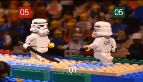 Today on Crafty Crafty: Crafty Olympics: Lego Women's fencing http://bit.ly/NonIMY by Lauren O'Farrell