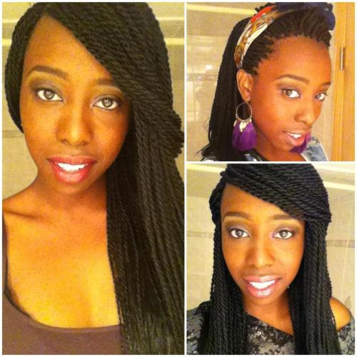 iloveboxbraids:  I love this page and getting style ideas from everyone :) Instagram: msJessG6
