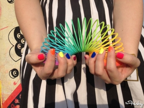 Get Nailed With Miss Pop: Top 7 Neon Nail Polishes
