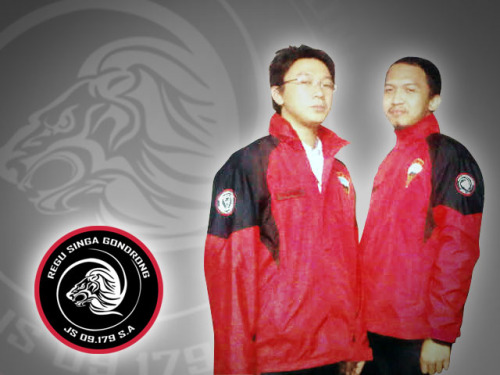 New Jacket Adventure Sultan Agung @PRAMUKA98 With @_nten :)