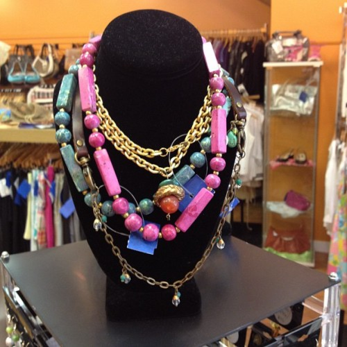 Beautiful jewelry in Carytown! (Taken with Instagram)