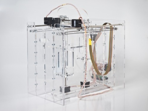 An Open Source Powder Based 3D Printer : Is Desktop Laser Sintering on the Horizon?