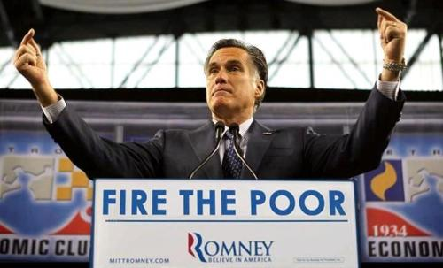 Mitt Romney on America - from Go Left