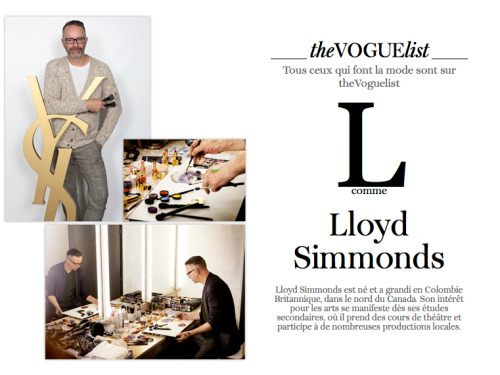 PRESS: Lloyd reveals five of his integral beauty sites in New York, London, Merano Bolzano and more. Find out where here.