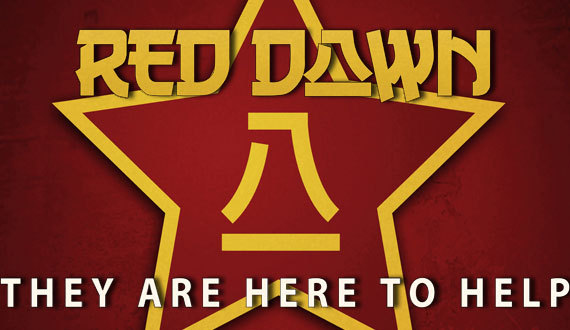 gamefanatics:  First Look And Impressions For 'Red Dawn' - because they are here to help.
