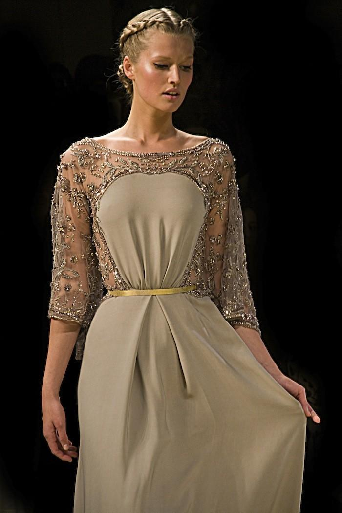 maudine:  Elie Saab Couture 2012 FW (Photo: Kevin Alfaiza)