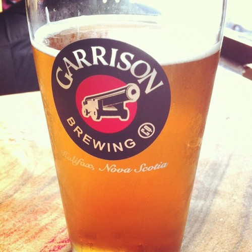 Enjoying IPA Day in Nova Scotia (Taken with Instagram)