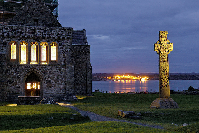 Iona, Scotland by JC Richardson on Flickr.