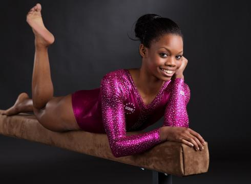 unappreciatednoirbeauties:  Gabby Douglas is the first female gymnast from the US to win both a Team Gold and an All Around Gold in one Olympics!